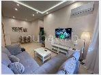 Se alquila este piso en Route de Safi. 2 Dormitorio. Servicio de conserjería y aire condicionado.