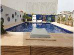 A louer Penthouse S4 avec piscine aux Lac 2