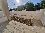 Un s2 de 118m² avec jardin, Soukra closerie