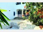 A louer villa S4 à Sidi Bousaid