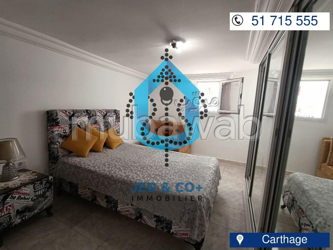 Une maisonnette S1 à Carthage