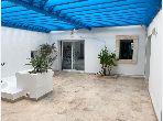 كراء منزل ب سيدي بو سعيد. 4 غرف جميلة. باب متين ، طبق الأقمار الصناعية.