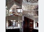 Magnífica casa en venta en Hay Inara. 4 Habitacion grande. Salón marroquí y antena parabólica.