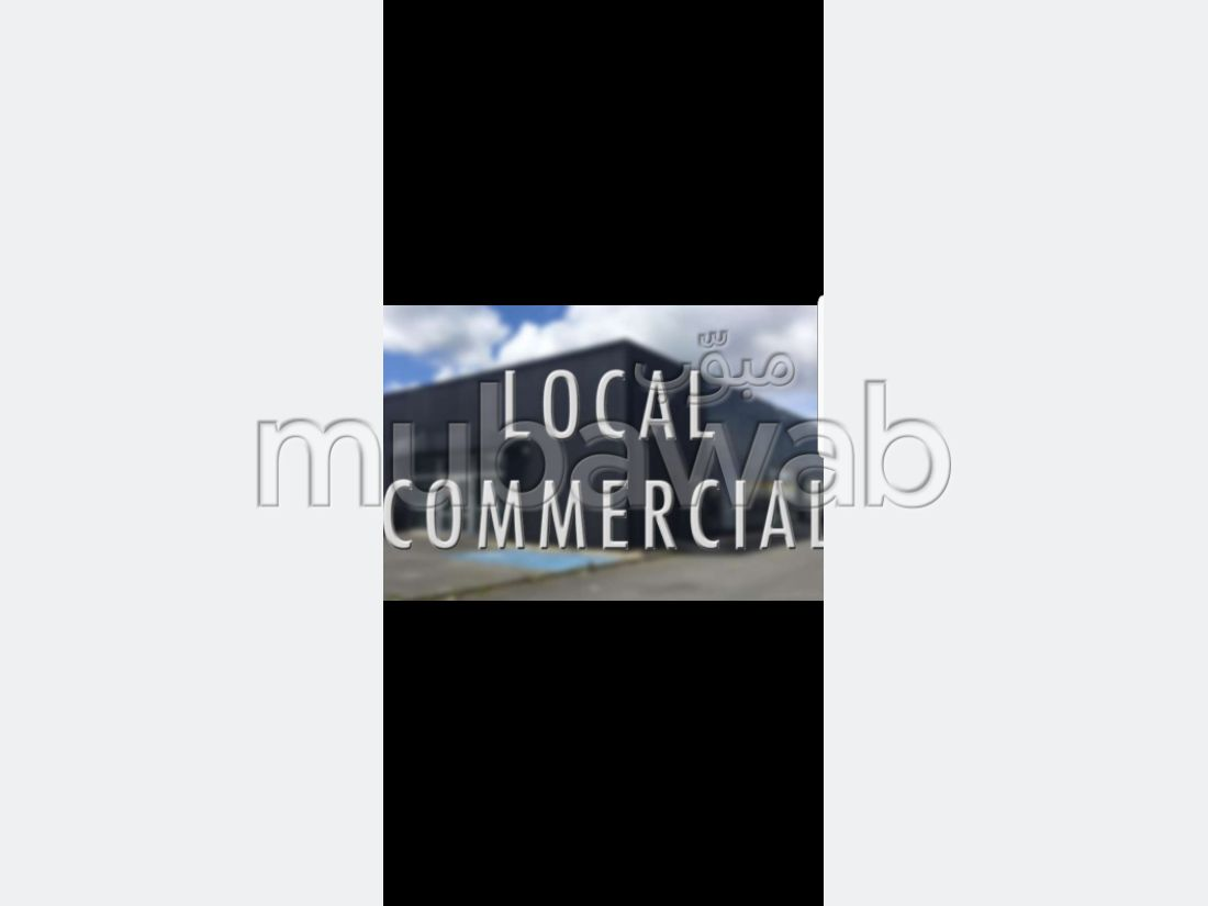 Locale commercial