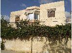 Somptueuse villa à vendre à Jaafar. 7 belles chambres. Jardin et terrasse