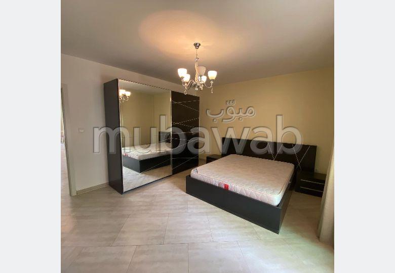 Mise en location bel appartement meublé F3