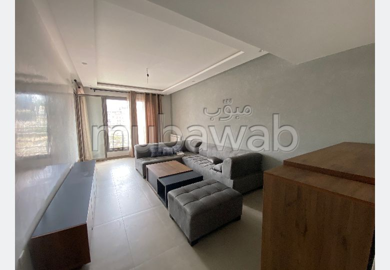 Mise en location bel appartement F4 meublé