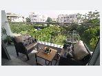 شقة جميلة للبيع ببوسكورة. المساحة الإجمالية 150 م². مسبح ، مكيف هواء.