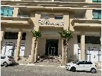 Apartment for rent in Carthage. Dimension 200 m². Caretaker service and air conditioning.