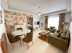 Un appartement meublé aux jardins de Carthage