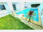 A louer villa S5 à Carthage