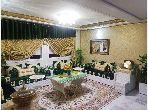 شقة جميلة للبيع ب بورمانة. المساحة 96 م². صالون مغربي نموذجي ، إقامة آمنة.