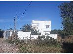 Casa de lujo en venta en Achakar. Gran superficie 301 m². Salón tradicional, residencia segura.