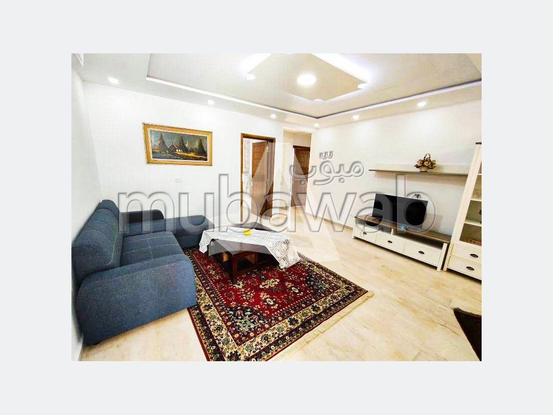 Location appartement neuf à marsa plage