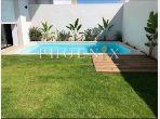 Villa avec piscine a gammarth