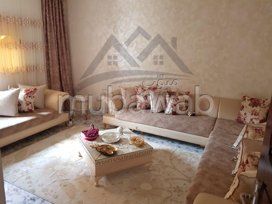 Villa a deux niveaux séparés