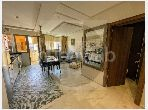 Apartment for rent in Guéliz. 3 living areas. Dressing room.