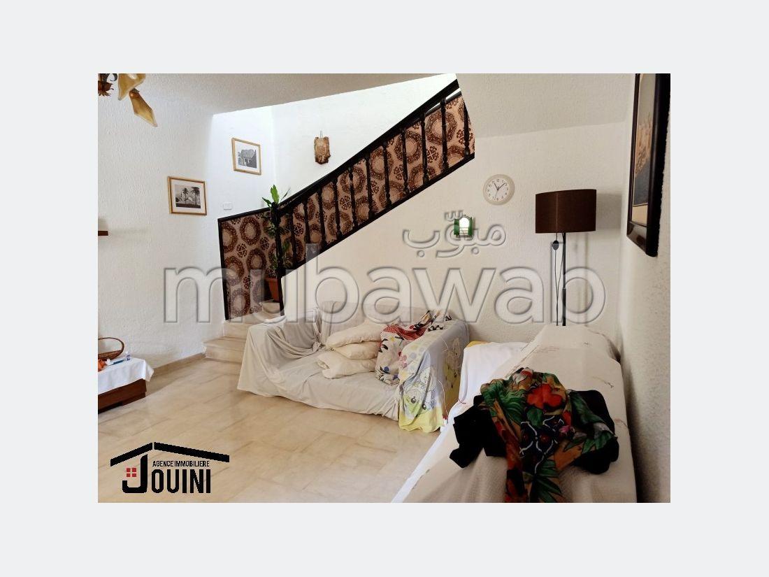 Duplex S3 A Cité Romana coté Ibn Khouldoun