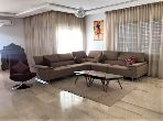 A Louer une villa meublée à la Marsa