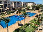 Bel appartement meublé neuf à Mansouria
