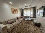 شقة للإيجار بملابطا. المساحة 100 م². إقامة بالبواب.