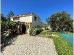 Luxury villa for sale in Achakar. Large area 1000 m². Gardeners, Large terrace.