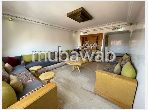Rent an apartment in Guéliz. Small area 136 m². Fully furnished.