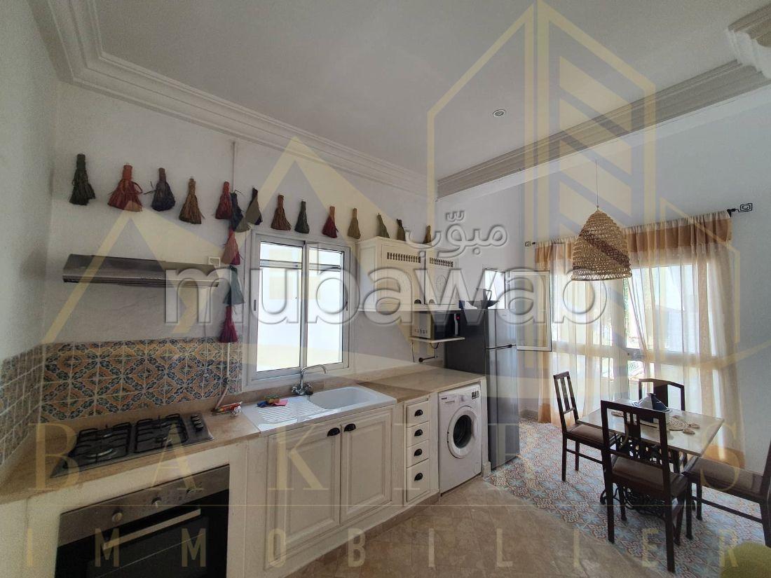 A louer un s1 meublé a Sidi Bou Said