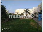 Bonito piso en venta en Achakar. 3 Estudio. Residencia con conserje, piscine grande.