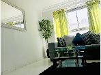 Appartement meublé à louer Boulevard Tanger