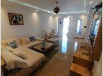شقة للكراء ب سيدي بو سعيد. 1 غرفة جيدة. مفروشة.