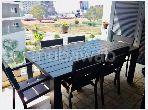 Appartement meublé 210m2 à Casa Anfa