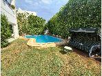 A louer villa S5 avec jardin et piscine