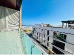 استئجار شقة ب الدار البيضاء مارينا. المساحة الكلية 160 م². مفروشة.