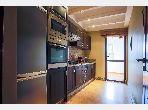 شقة رائعة للبيع ب رياض الاطلس. المساحة 109 م².