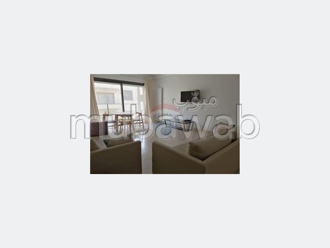 A louer appartement S2 meublé au lac 2