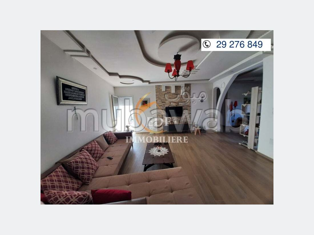 Trés belle Maison s3 à Ras Jebel