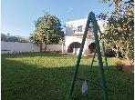 Location villa de luxe à Riyad. Surface totale 600 m². Belle terrasse et jardin