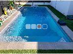 Villa vide S4 avec piscine à Carthage