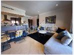 Very nice apartment for rent in Guéliz. 3 rooms. No Lift, Balcony.