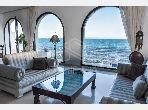 A louer villa vue sur mer a Carthage