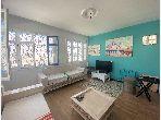 A louer un appartement meuble a la marsa