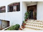 Fabulous house for sale in Bir Rami Est. Dimension 379 m². Traditional living room, general satellite dish.