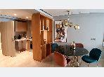 شقة جميلة للبيع ب بوركون الغربي. 2 قطع كبيرة. مصعد متوفر.