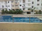 شقة رائعة للايجار بالحي المحمدي. المساحة الإجمالية 58 م². مفروشة.