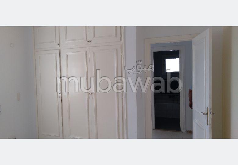 Location etage de villa s3 ennasr Rene descart