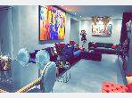 Piso en alquiler en Agdal. Pequeña superficie 96 m². Bien decorado.