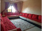Très bel appartement en location à Route de Safi. Superficie 90 m². Meublé.