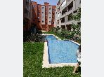 Flat for rent in Guéliz. Area 72 m². Garden and lift.