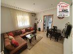 Apartment for rent in La Marsa. Area 54 m². Ample storage space.